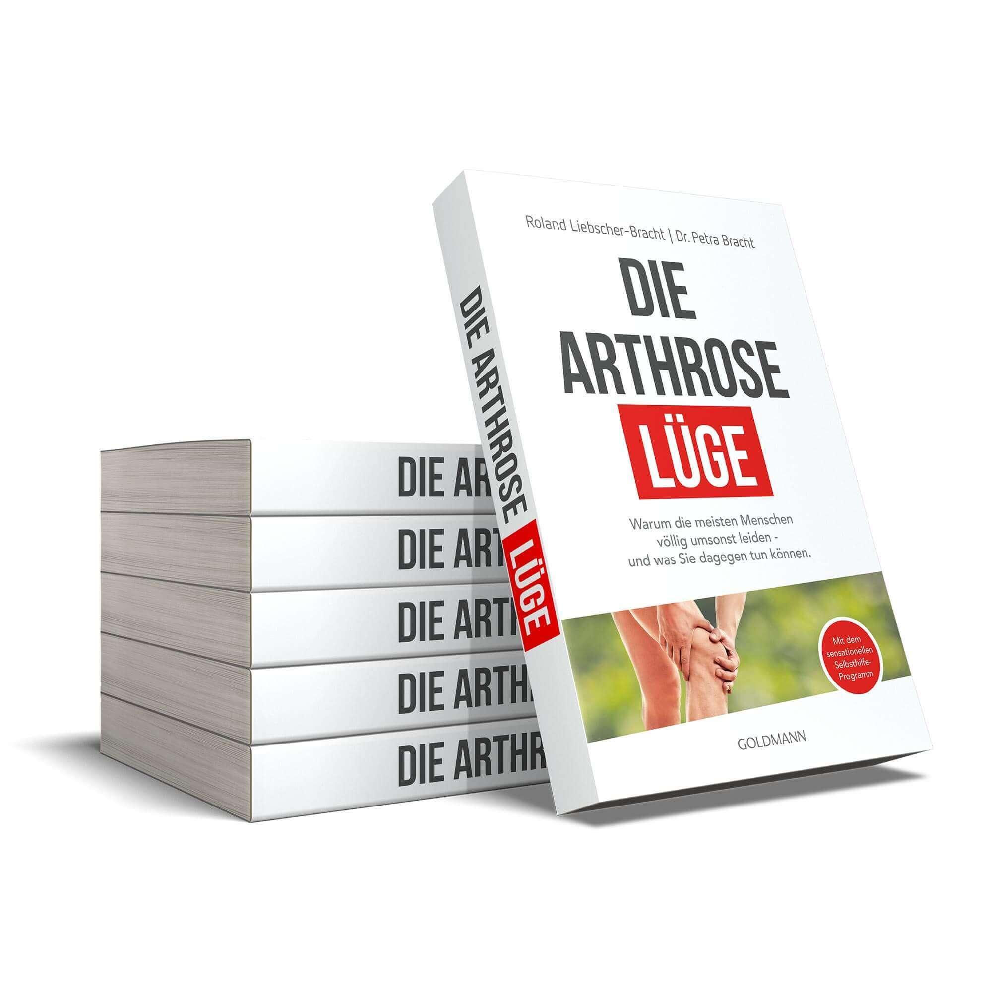 """Buch """"Die Arthrose Lüge"""" Roland Liebscher Bracht"""